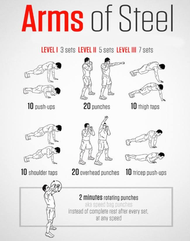 #Arms of #Steel #armsworkout #biceps #triceps #workout # ...