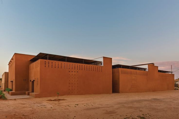 united4design · Niamey 2000 - Urban Housing