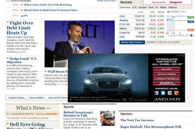 Jaguar pushes all-wheel-drive technology via Wall Street Journal video ads #ads #automotive