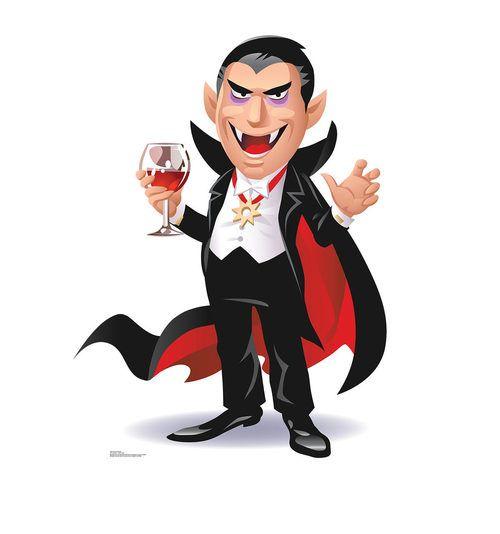 Cartoon Dracula