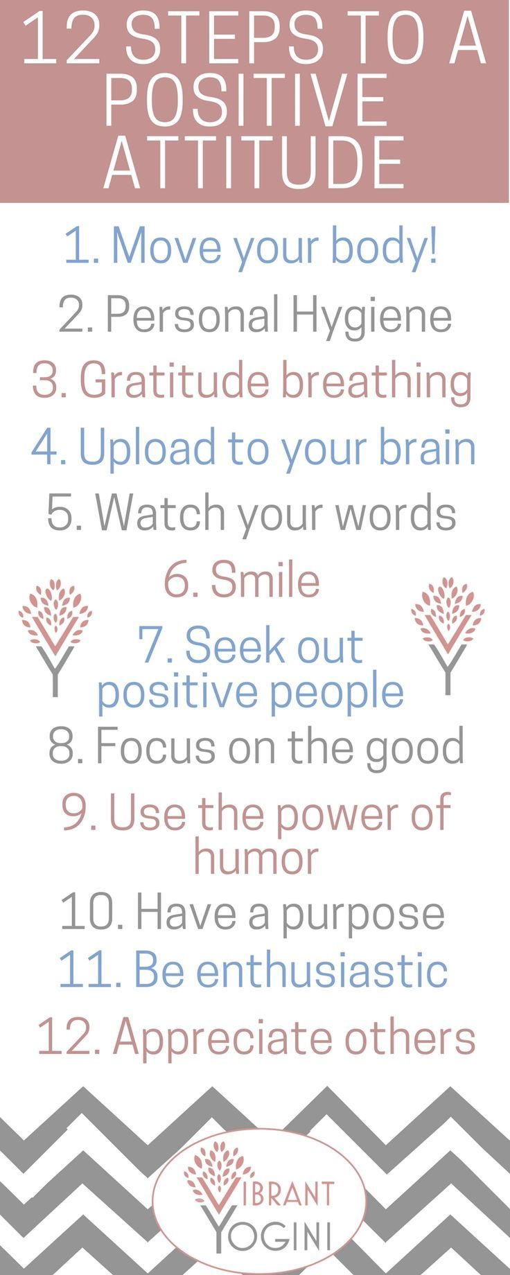 12 Actionable Steps To Maintain A Positive Attitude on a Monday   My