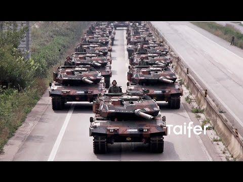 Ελληνικός Στρατός Στρατιωτική Παρέλαση 2017 | Greek Army Parade Rehearsa...