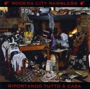 modena city ramblers - riportando tutto a casa