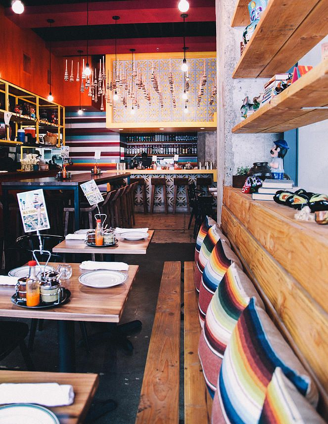 Mexican restaurant design home