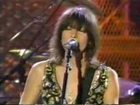 The Pretenders -- The Needle and the Damage Done - Heartfelt version of the Neil Young classic