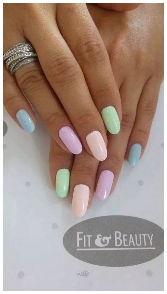 68 pretty nails design and ideas for 2019 page 00043 | Armaweb07.com