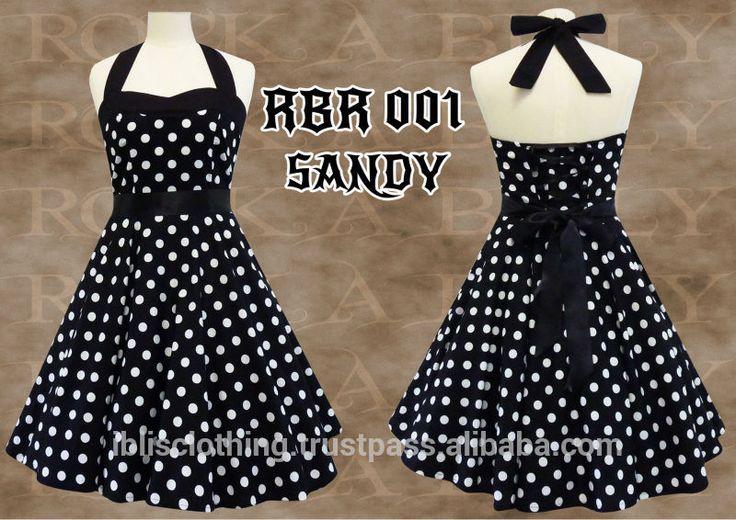 Punkabilly kjole!