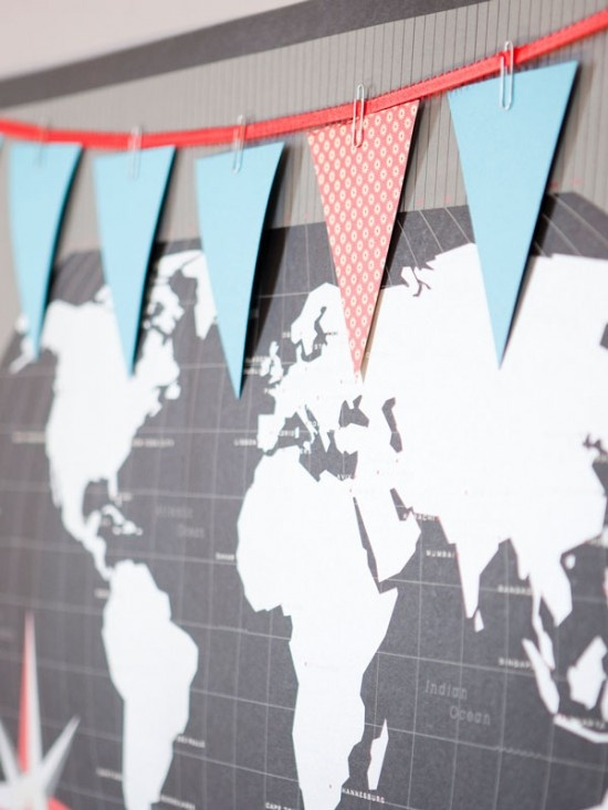 55 best Pennants & Banners images on Pinterest   Garlands, Bunting ...