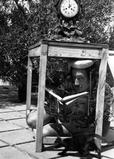 Salvador Dalí | Rare and beautiful celebrity photos