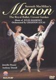 Kenneth MacMillan's Manon - The Royal Ballet, Covent Garden [DVD] [1982]