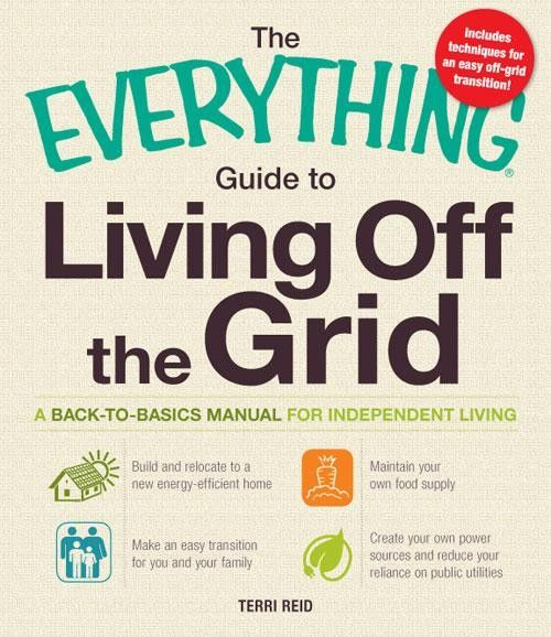 http://www.off-the-grid-homes.net/living-off-the-grid.html Enjoying your life off of the grid. The Everything Guide to Living Off the Grid | Shop.Everything.com