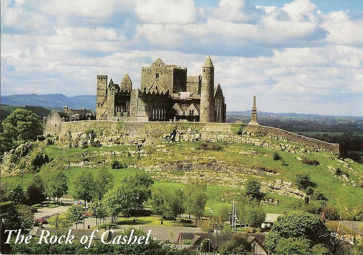 THE ROCK OF CASHEL IRLANDA !