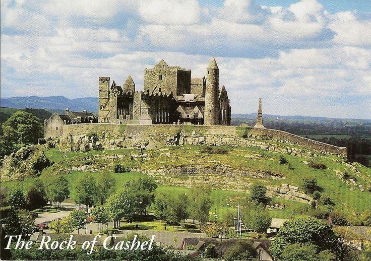THE ROCK OF CASHEL IRLANDA !