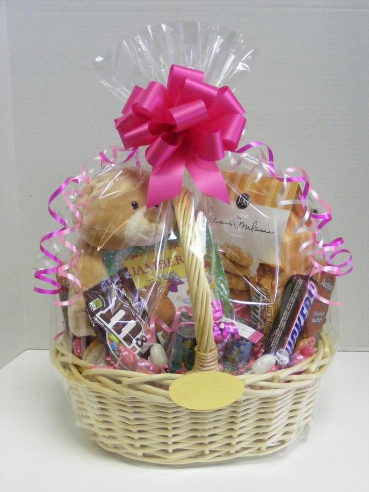 35 best gift baskets images on Pinterest | Gift baskets, Gift ...