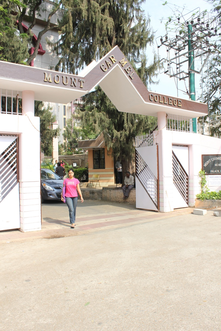 Venue for the Campaign-Mount Carmel college