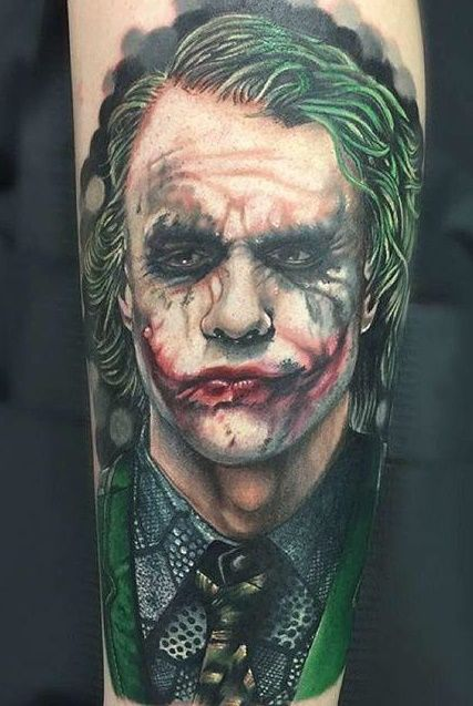 Epingle Par Zouhir Sur Tatouages Pinterest Tattoos Et Joker