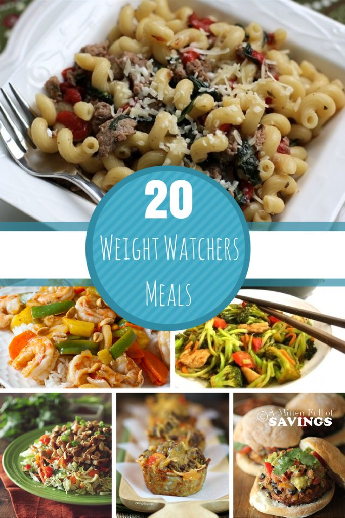 20 Affordable Weight Watchers Meals to Try this Year