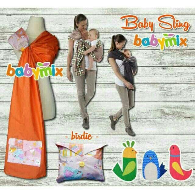 Saya menjual ❤ GROSIR ❤ Babymix - Baby Sling - Selendang Motif +Ring seharga Rp95.000. Dapatkan produk ini hanya di Shopee! https://shopee.co.id/starbabyshop/31876356 #ShopeeID