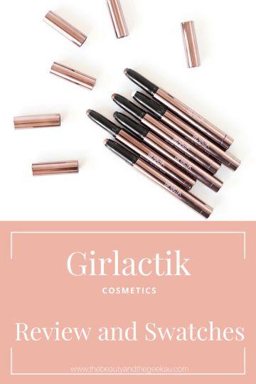Brand Spotlight: Girlactik Cosmetics