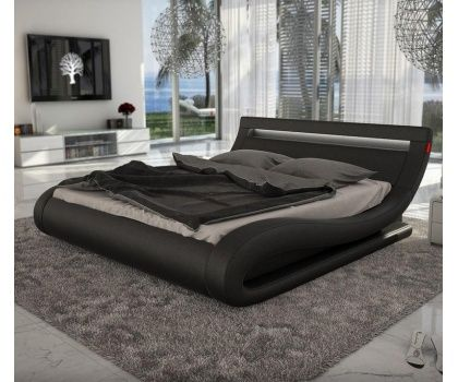 wave platform bed 25 best modern beds images by shoppingstock on 13794