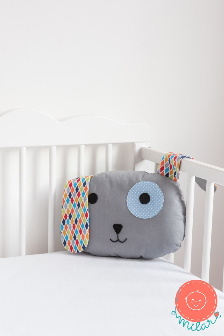 A personal favorite from my Etsy shop https://www.etsy.com/listing/516375151/puppy-pillow-toy-reading-nook-cushion