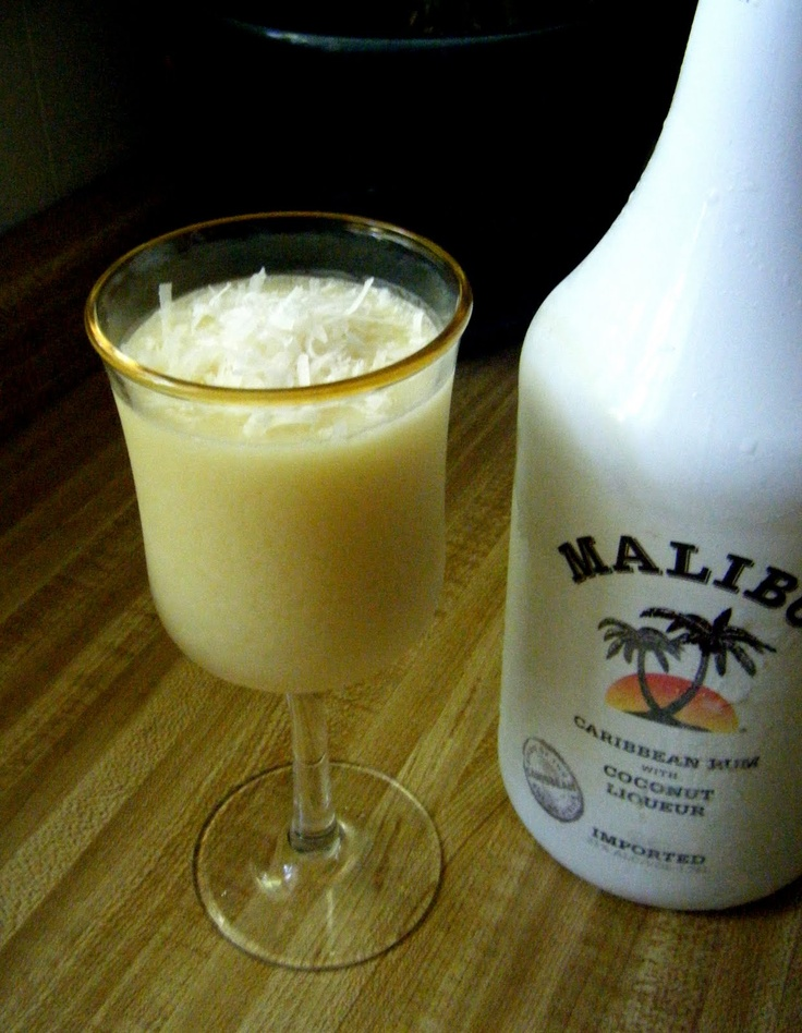 17 Best Images About Malibu Rum Flavors On Pinterest