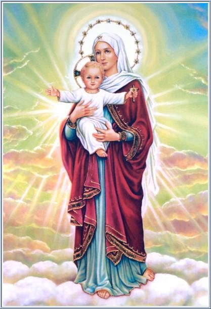 Our Lady of Loreto - Patron Saint of Pilots