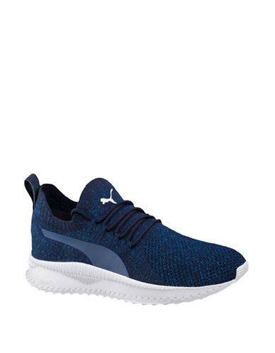 PUMA PUMA MENS TSUGI APEX EVOKNIT SNEAKERS-BLUE.  puma  shoes ... c7b4bc6b9