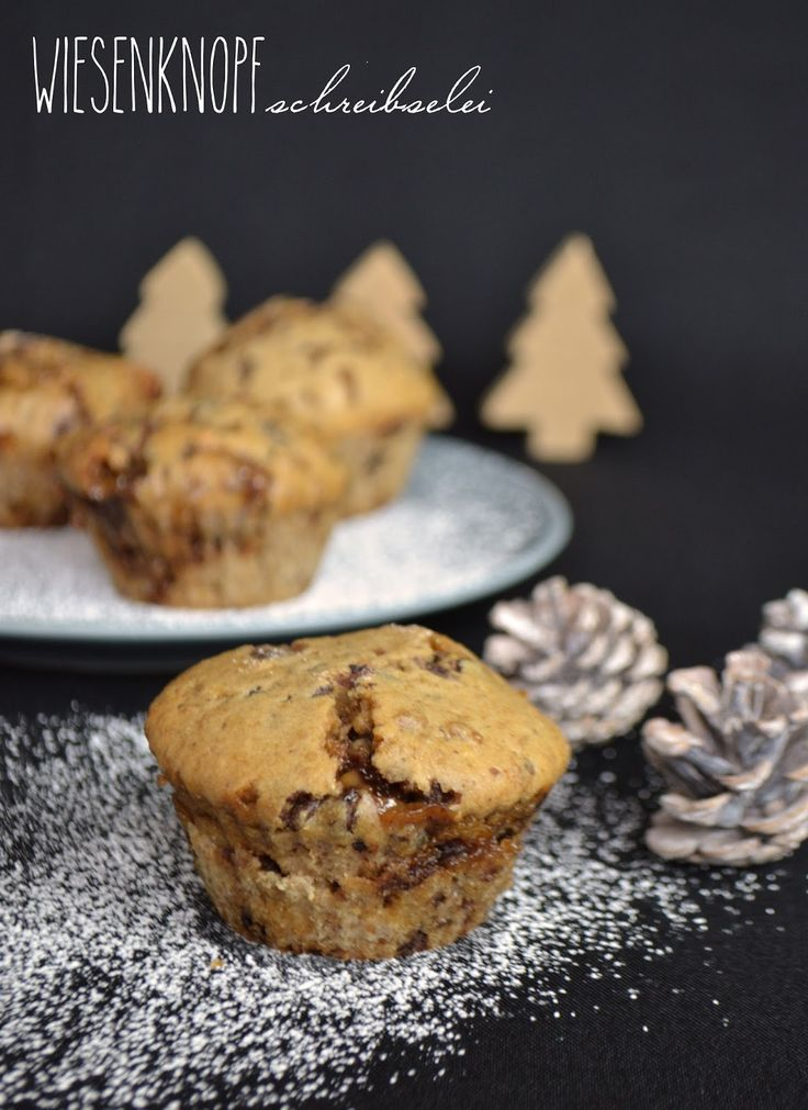 Toffifee Spekulatius Muffins