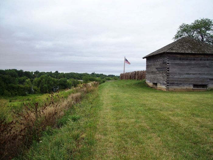 The Story Behind This Haunted Battlefield In Ohio Is Truly Creepy