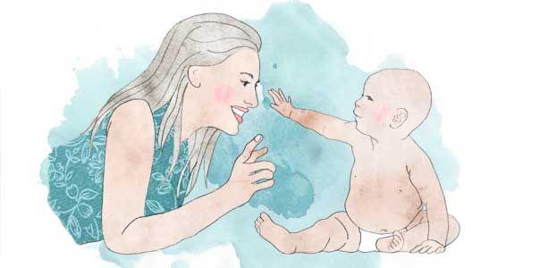 Babytegnsprog: Tal med din baby