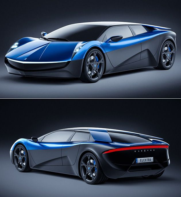 News around the world: When Lamborghini Meets Tesla, You Get the All-Elec...
