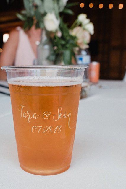 Custom Soft Plastic Cups Personalized Party Cups Plastic Cups