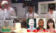 Stephen Port, 40, who will appear at the Old Bailey today, made meatballs with JLS singer JB Gill and actress Emma Barton, who plays Honey Mitchell in EastEnders.