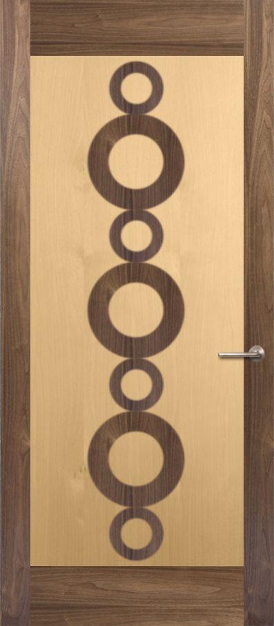 Bombay Custom Door by Graham Wood Doors & 24 best Graham Wood Doors: 25 DAYS OF DOORWAYS images on Pinterest ... pezcame.com