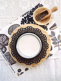 I biscotti della zia: Latte di canapa fatto in casa