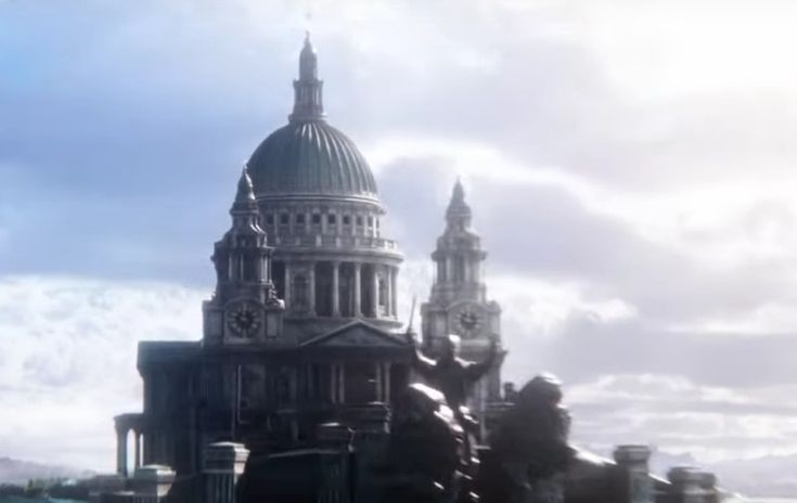 Gigantic Moving Cities! Mortal Engines Movie!  http://techmash.co.uk/2017/12/19/mortal-engines/  #MortalEngines #MortalEnginesMovie #London #MovingCities #TractionCities #PeterJackson #PhilipReeve #City #TractionTowns #TractionCityOfLondon #Future #GiganticMovingCity