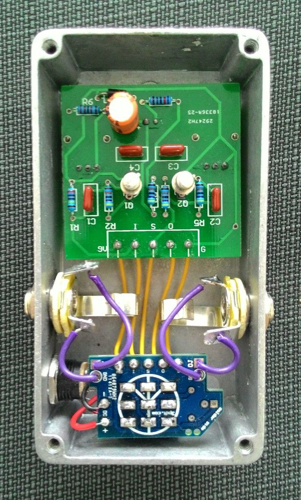 57 best Fuzz Pedal DIY Kits images on Pinterest | Arts and crafts ...