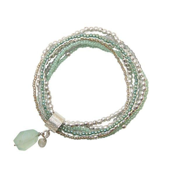 Nirmala Calcedoon armband - Shop