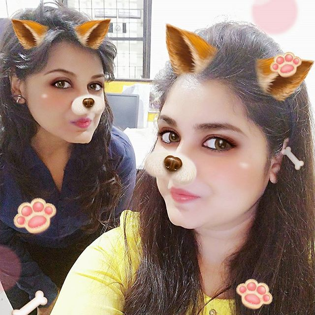 #anime #filters #animefilters #office #colleague #girls #girlfriends #funtimes