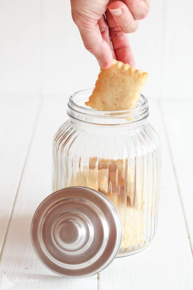 receta para hacer galletas de queso en casa