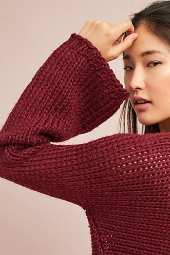 5393d5985c1 Ruby Bell-Sleeved Pullover