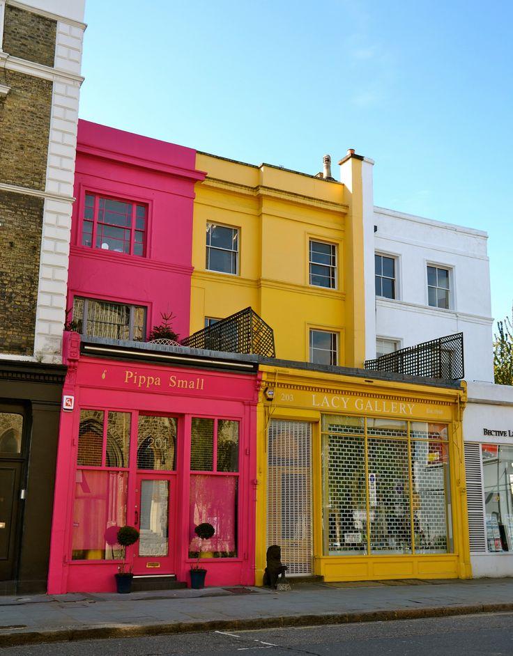 Westbourne Grove, London, UK
