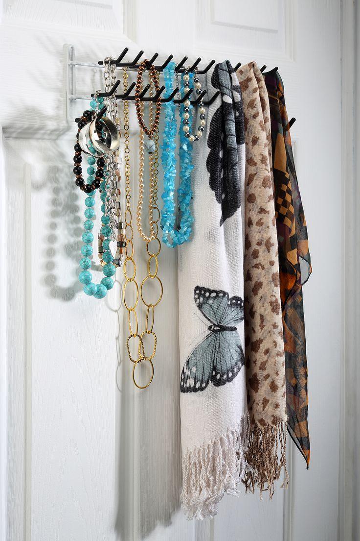 25 best images about consejos para organizar on pinterest for Accesorios para colgar toallas
