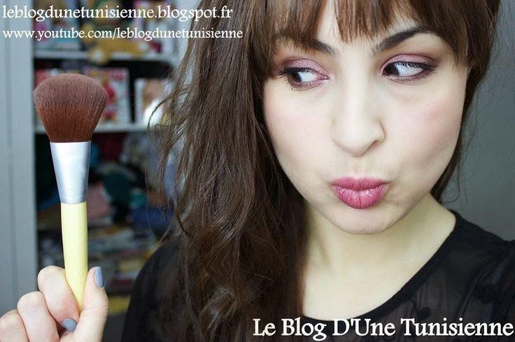 """Maquillage d'automne / Fall Makeup avec la Palette Sleek """"Storm"""""""