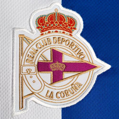 Escudo #RCDeportivo #Depor #blanquiazul