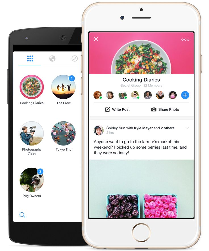 Facebook launches dedicated Groups app for Android and iOS