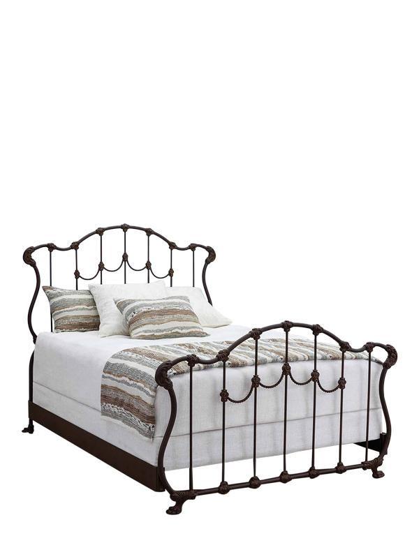 Hamilton Iron Bed Wrought Iron Beds Iron Headboard Victorian