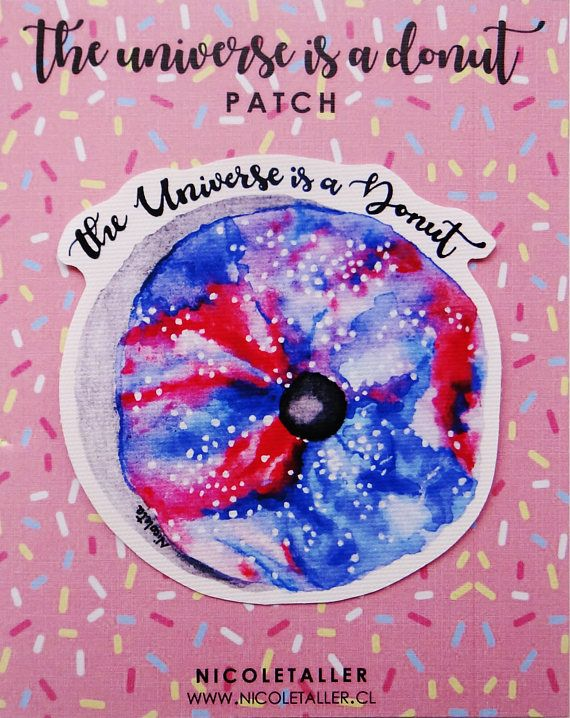 The universe is a donut Patch