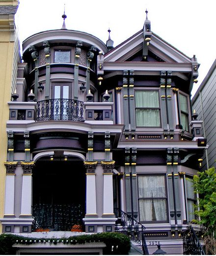 18 best Victorian Houses images on Pinterest | Architecture ...